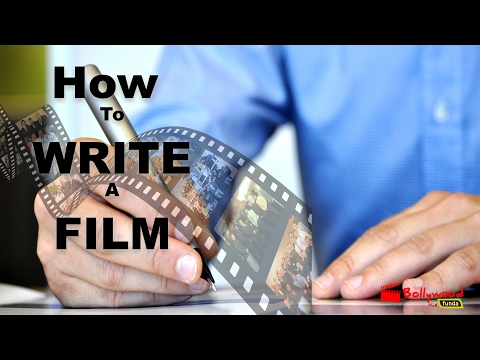 How to write a Film? - Hindi