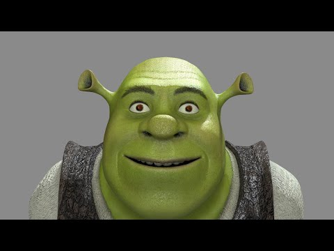 Shrek - Jump In The CAAC [MMD]