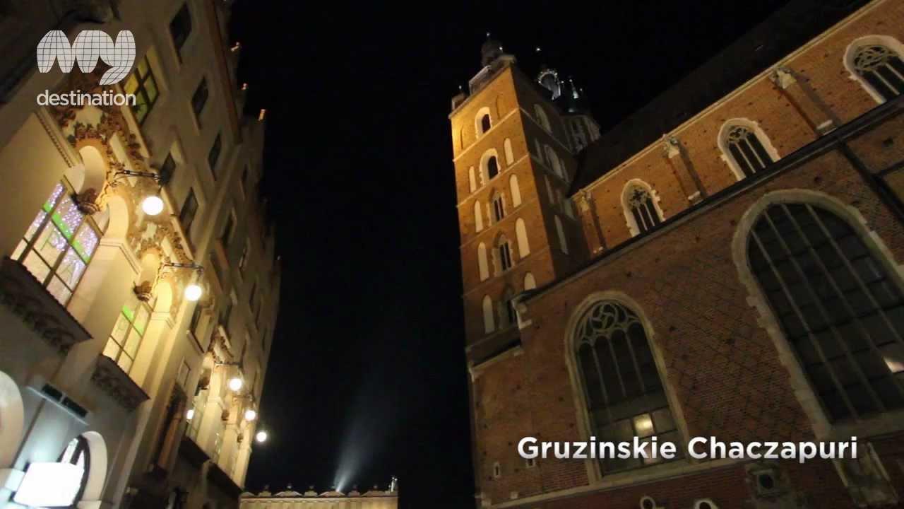 Gruzinskie Chaczapuri Krakow