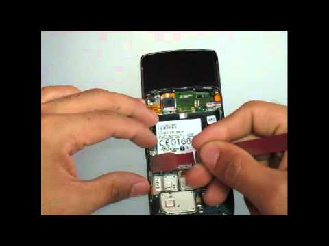 Blackberry Torch 9800 Disassembly - Touch Screen Digitizer Complete Take Apart Guide
