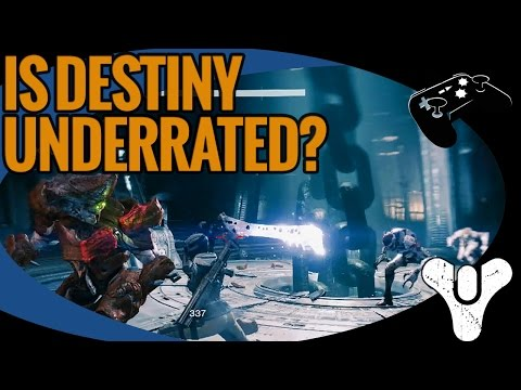 Is Destiny Underrated?    Yes and No.    w/Moon Lvl. 7 Story Sword of Crota