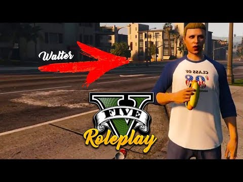 GTA 5 REAL LIFE - Walter und das absolute Pech | Roleplay