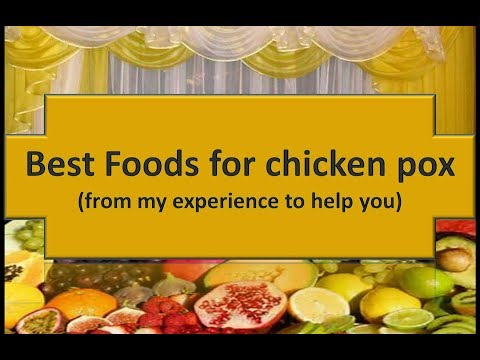 Foods For Chickenpox Most Popular Videos