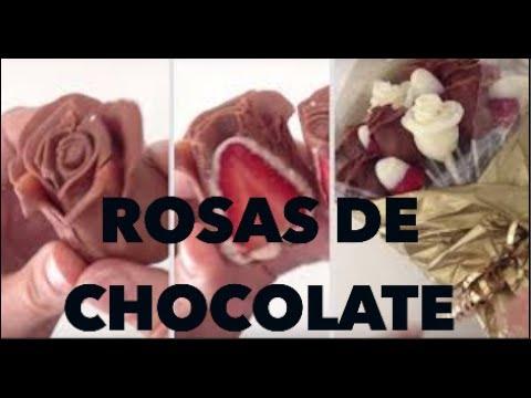 ROSAS DE CHOCOLATE. EXPECTATIVA/REALIDAD