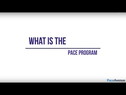 What is the PACE Program