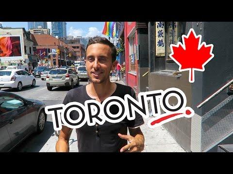 Toronto, la ville
