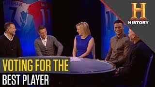 Who Is The Greatest Player? | History Of Football