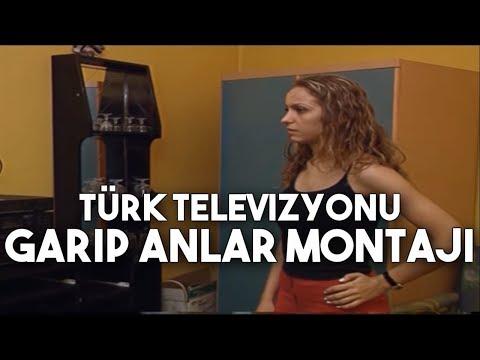 Türk Televizyonu Garip Anlar Montajı