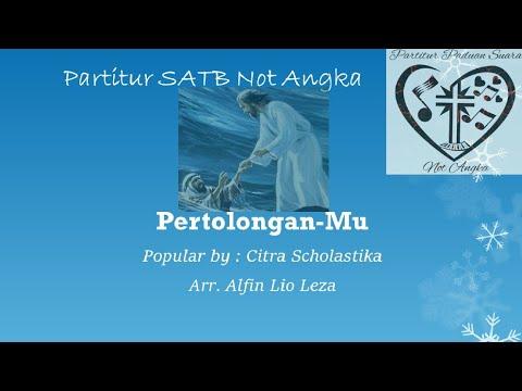 PertolonganMu - Citra Scholastika (SATB)