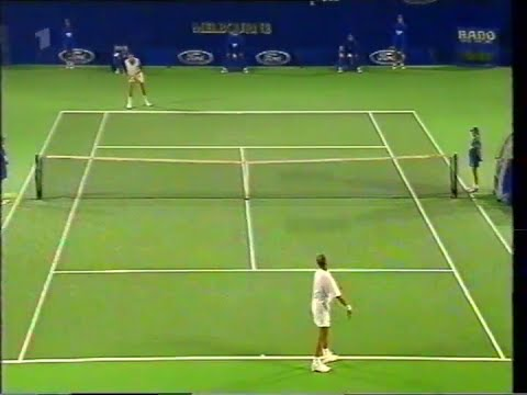 ATP Australian Open 97 Medvedev vs Stich 2nd