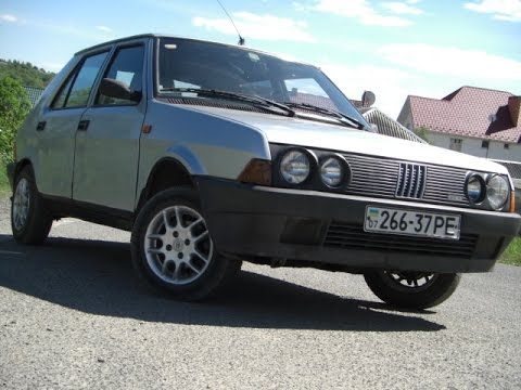 FIAT RITMO 138- 75 S 1986