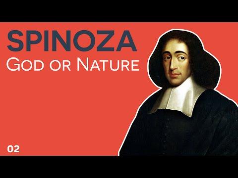 Spinoza - 02 - God or Nature