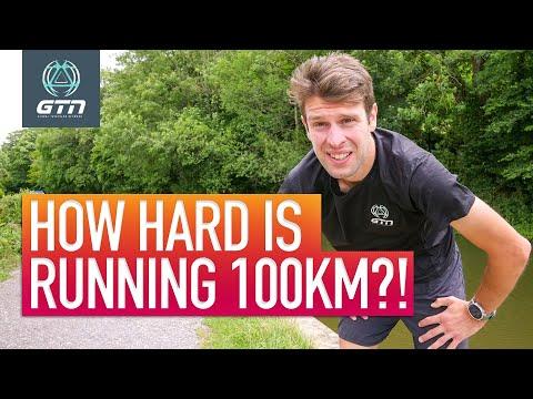 How Hard Is It To Run 100km? | Mark's Ultra Running Challenge