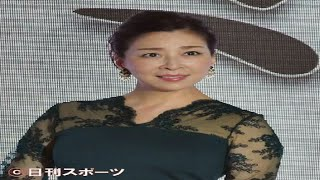 真矢ミキ「品にあふれていた」/朝丘雪路さん悼む 真矢ミキ 女優、歌手...
