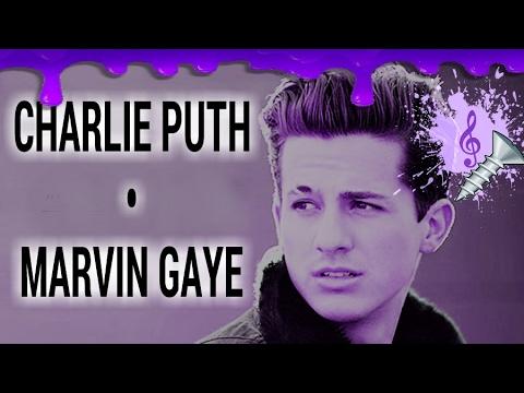 youtube charlie puth marvin gaye