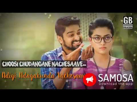 21+ Samosa App Videos Telugu Status Background