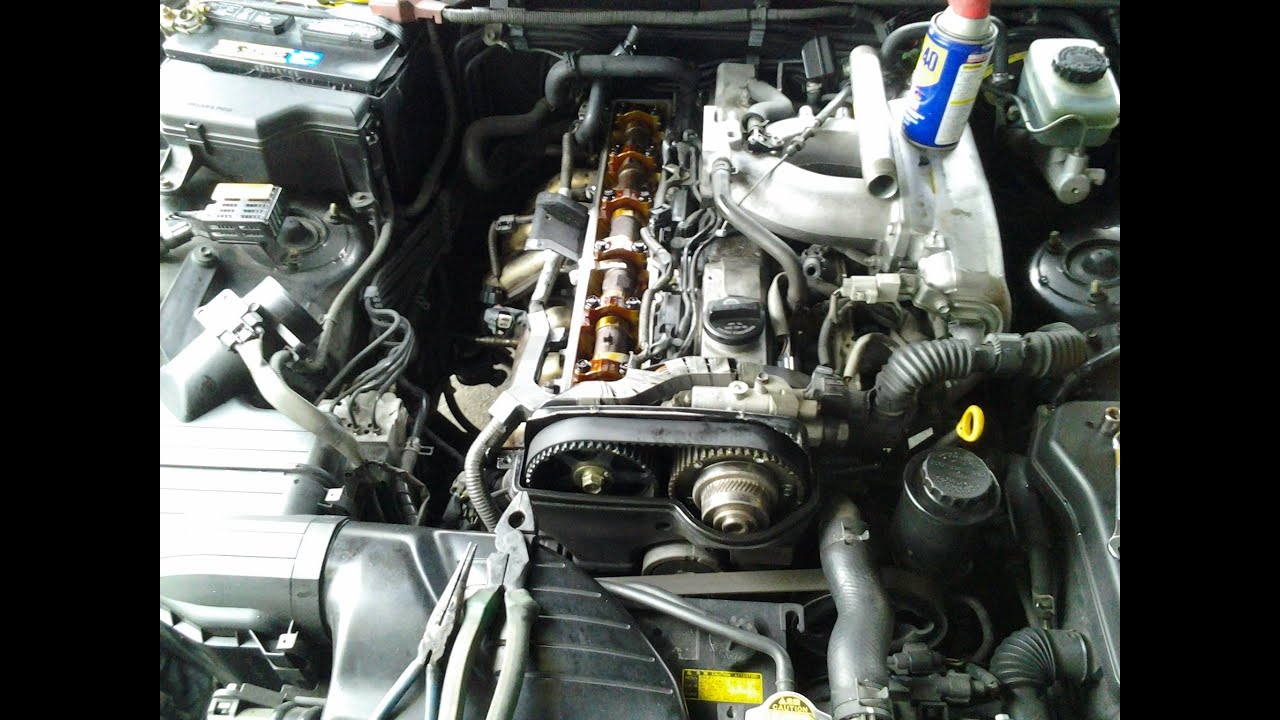 maxresdefault lexus is300 exhaust valve gasket replacement part 1 youtube 2001 lexus is300 spark plug wire diagram at panicattacktreatment.co