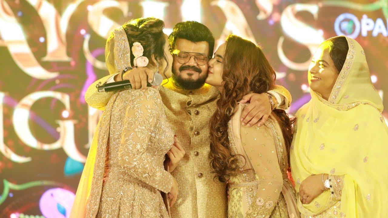 Download Nadirsha Daughter Marriage Sangeet | Meenakshi Dileep Dance | Dileep and Kavya