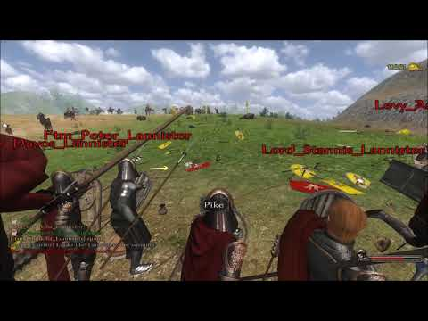 Mount and Blade Warband Persistent World  - Phoenix Event