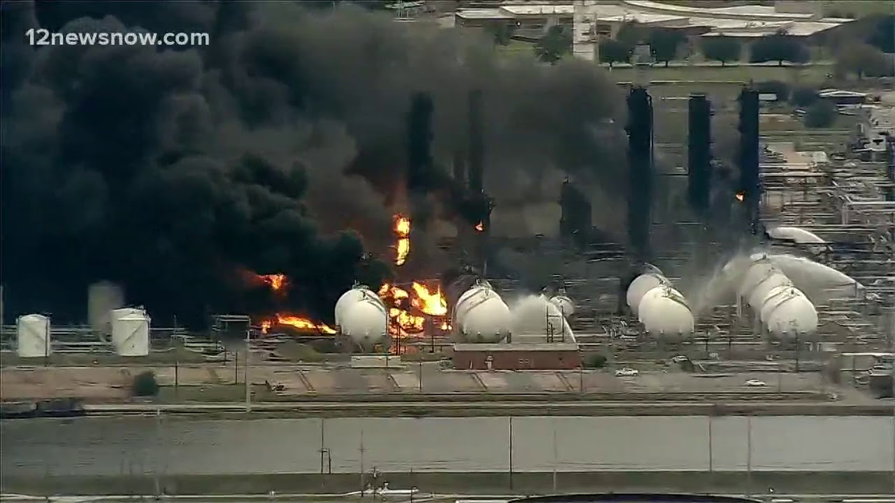 Download Thursday morning update on TPC plant explosion and fire