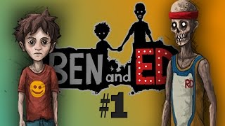 Ben And Ed- פרק 1- רצים אל המוות!