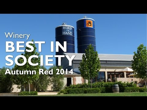 WINERY | Bird In Hand: Best In Society Autumn Red 2014