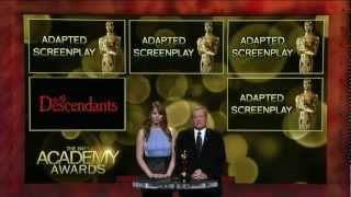 84th Academy Awards Nominations (Interactive Video)