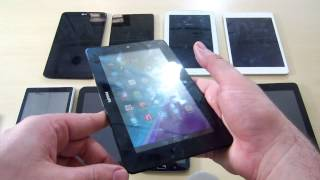 Tablets Android Baratos: Asus MEMO Pad x Philips