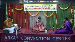 Sampoornam Foundation For Music And Arts-Sandya Ramaswamy-Vocal