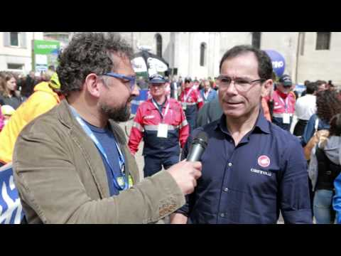 40th Giro del Trentino Melinda: Italy National Team Manager Davide Cassani