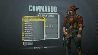 Borderlands 2 - Axton the Commando Clever Boy Head (Sir Hammerlock DLC)