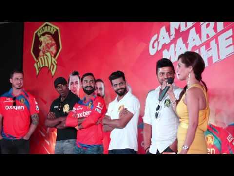 Intex Gujarat Lions Team