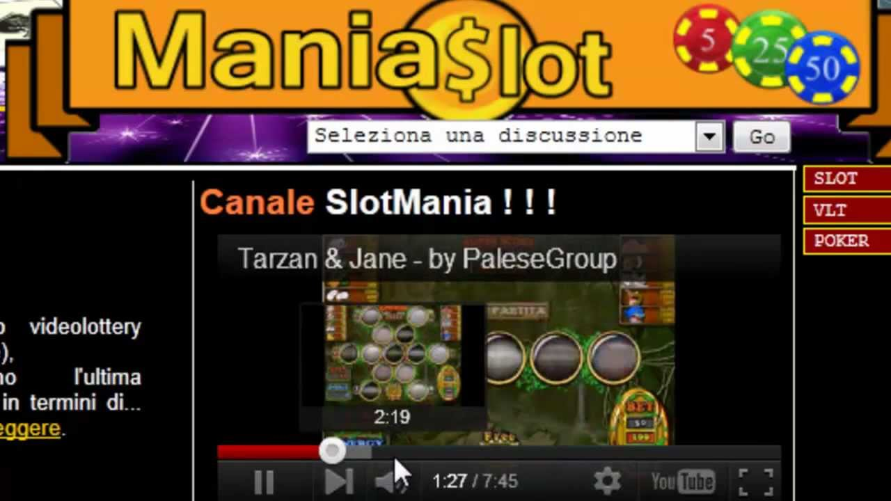 Slot Machine Online Trucchi