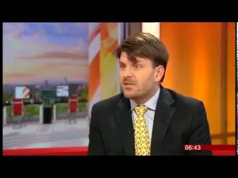 Dr Alex Heazell discusses stillbirth on BBC Breakfast ...