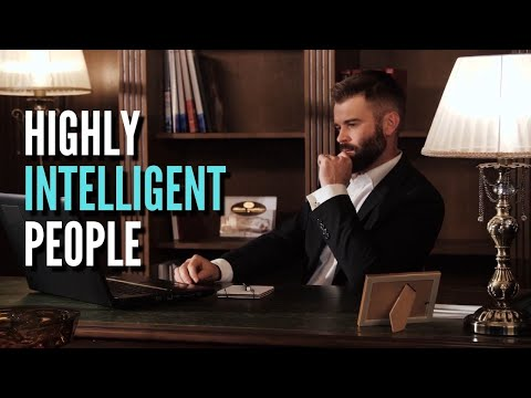 Habits of Highly Intelligent People