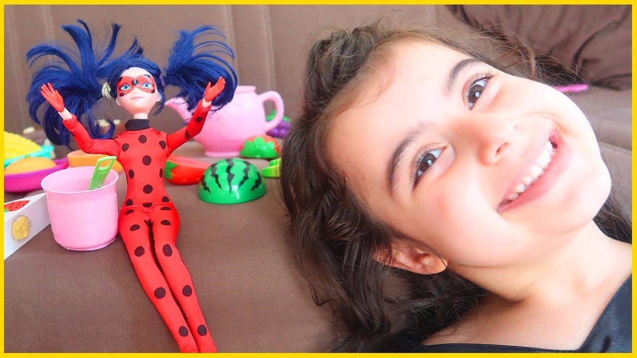Download Mucize Uğur Böceği Rüyayı Ziyarete Geldi, Rüya Anna Kostümü Giydi | Çocuk Videosu