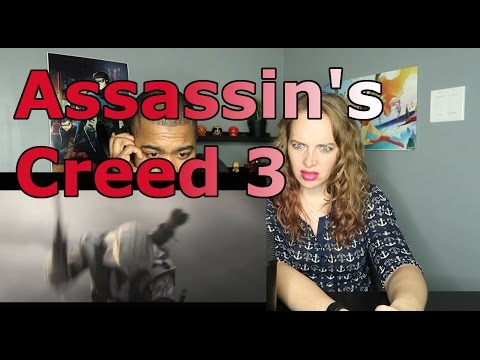 Assassin's Creed 3 - E3 Official Trailer [UK] (Reaction 🔥)