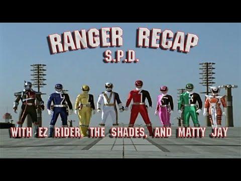 Ranger Recap LIVE! Rangerstop/SPD