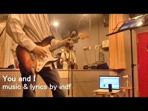 """Garage Rock Alternative music video ! (Guitar, Bass, Drums) """"You and I"""" @DTO30"""