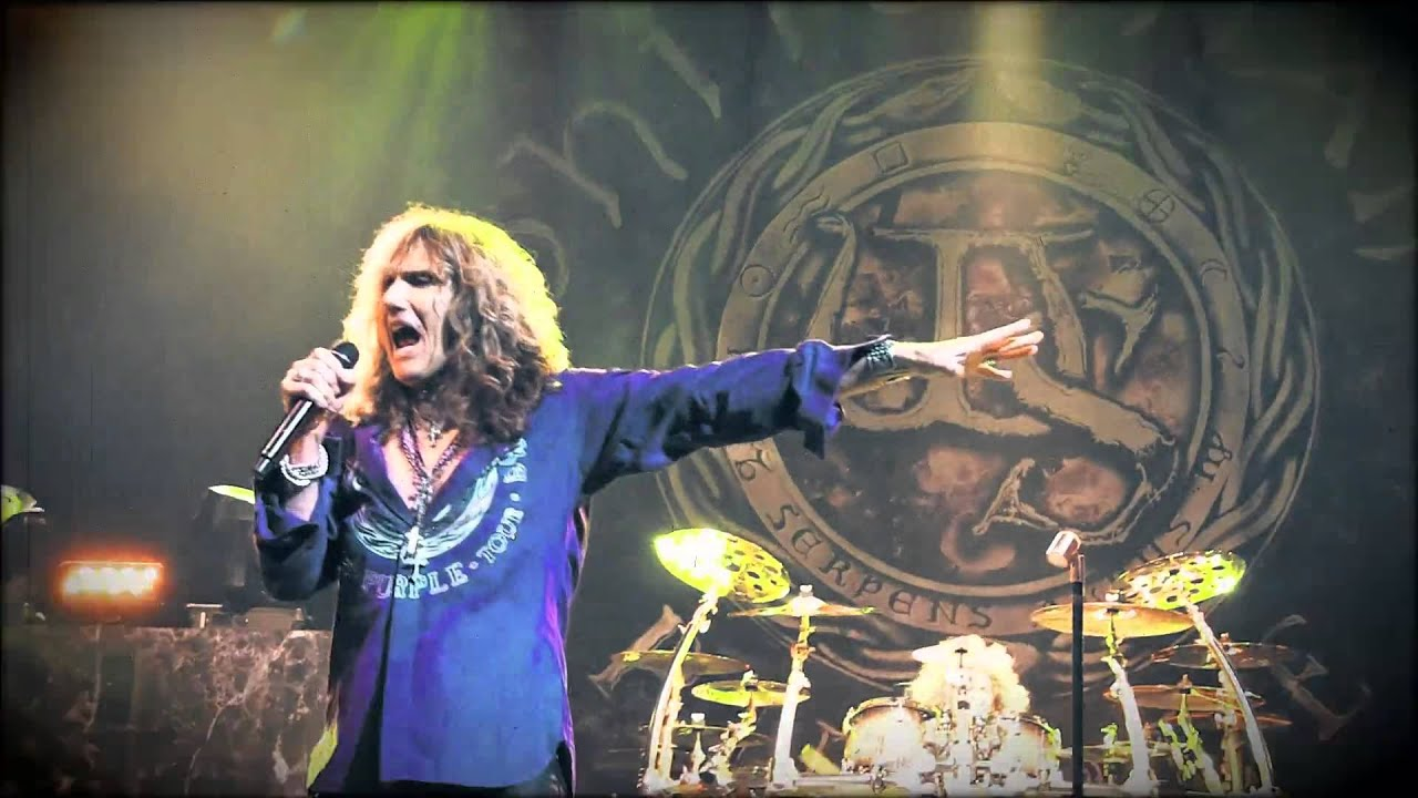 "Whitesnake ""The Gypsy"" (Official Video) - The Purple Tour ..."