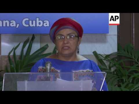 FARC calls to end youth recruiting at Cuba talks