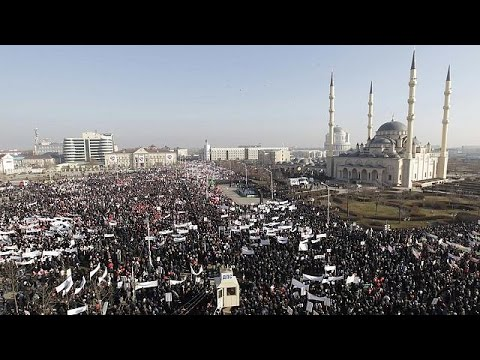 Protests against Charlie cartoons continue throughout Muslim world