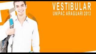 Vestibular UNIPAC Araguari 2013-02