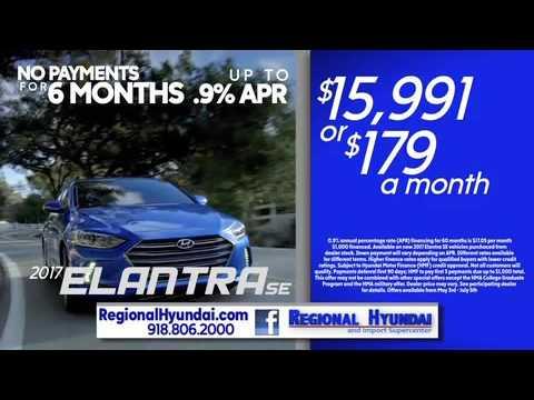 Amazing Regional Hyundai Broken Arrow Oklahoma