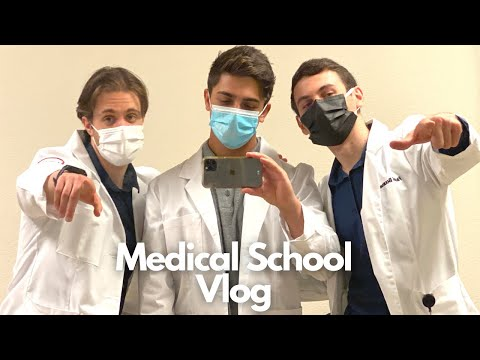 An Absolutely CRAZY Week In Medical School!