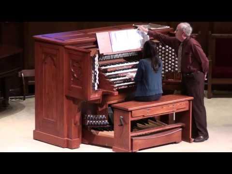 Max Reger - Dankspsalm, op. 145 no. 2