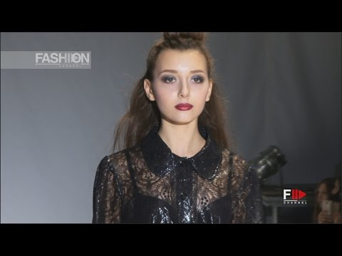FL BY ALYONA ALEKSANDROVA at Odessa Fashion Week SS17 by Fashion Channel