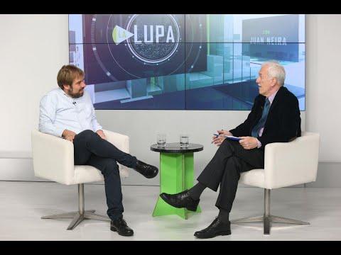 Entrevista a Daniel Ripa en La Lupa. Canal 10.