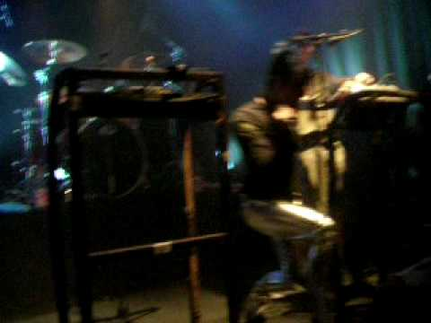 KMFDM Live-Never Say Never-Das Rind Rüsselsheim 09.06.2009
