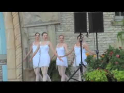 Ballet under the Stars  (part 1)